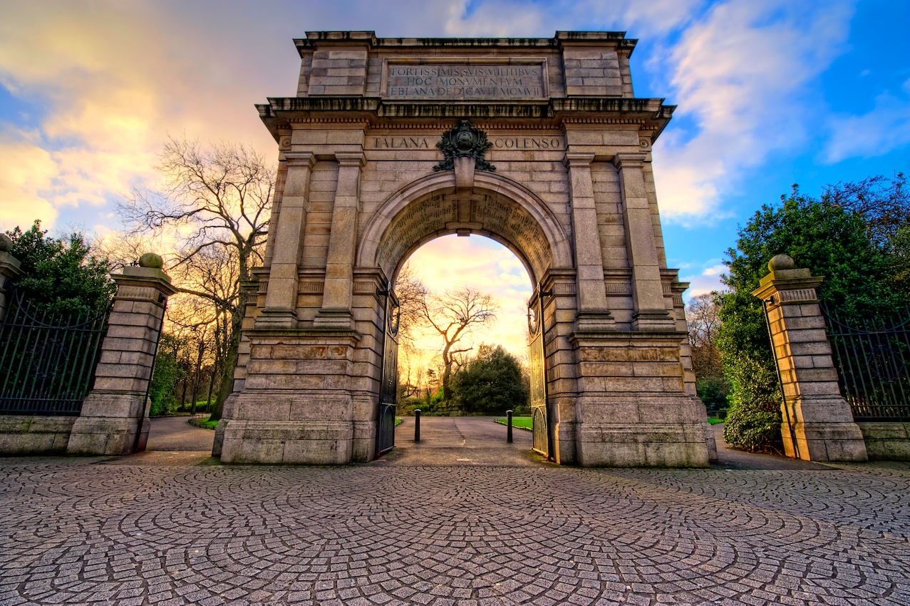stephens-green-arch